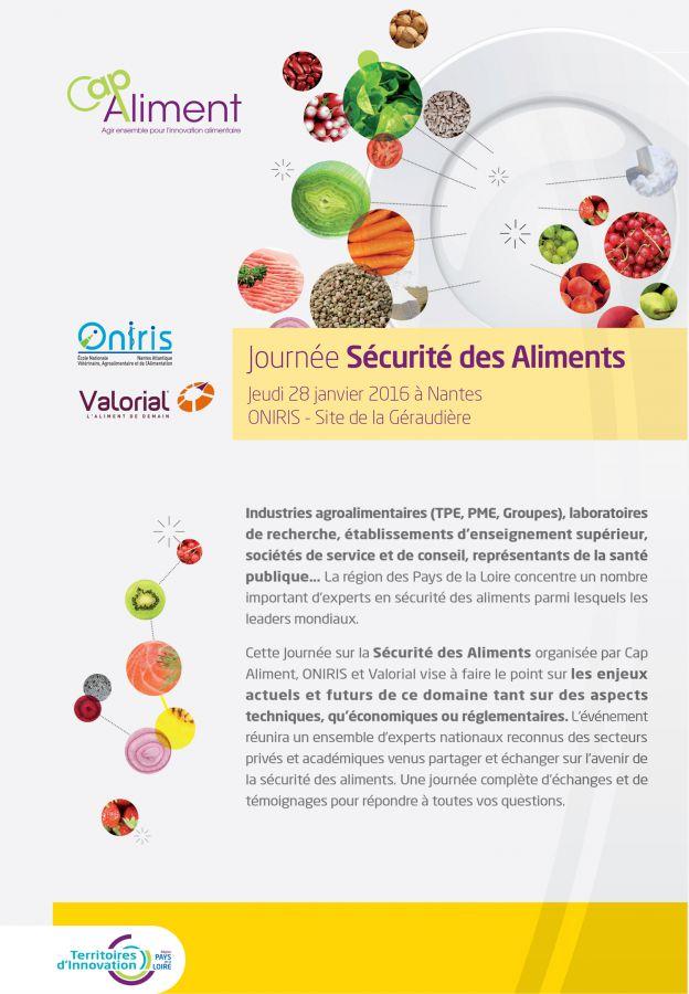 c3dddf689b5ef3 Journée Sécurité des Aliments - LIGERIAA